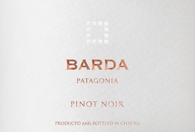 Chacra Barda Pinot Noir