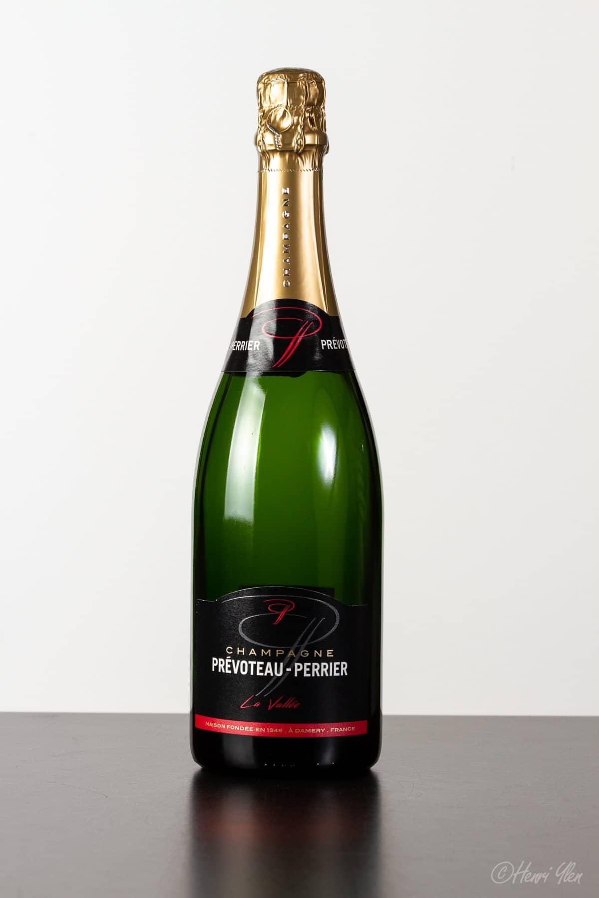 Champagne Prevoteau Perrier La Vallee