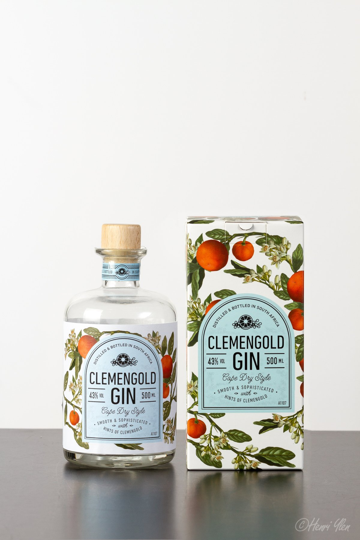 Gin Clemengold