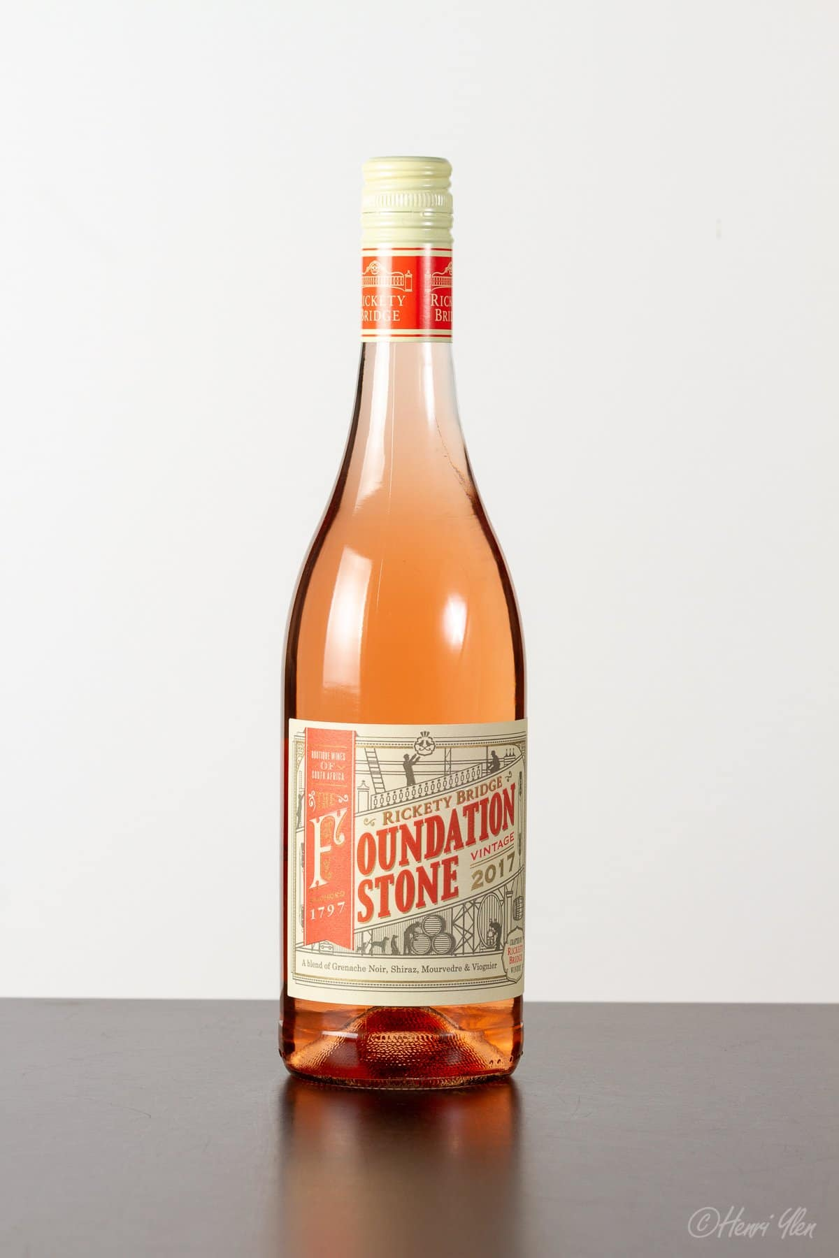 Rickety Bridge rosé