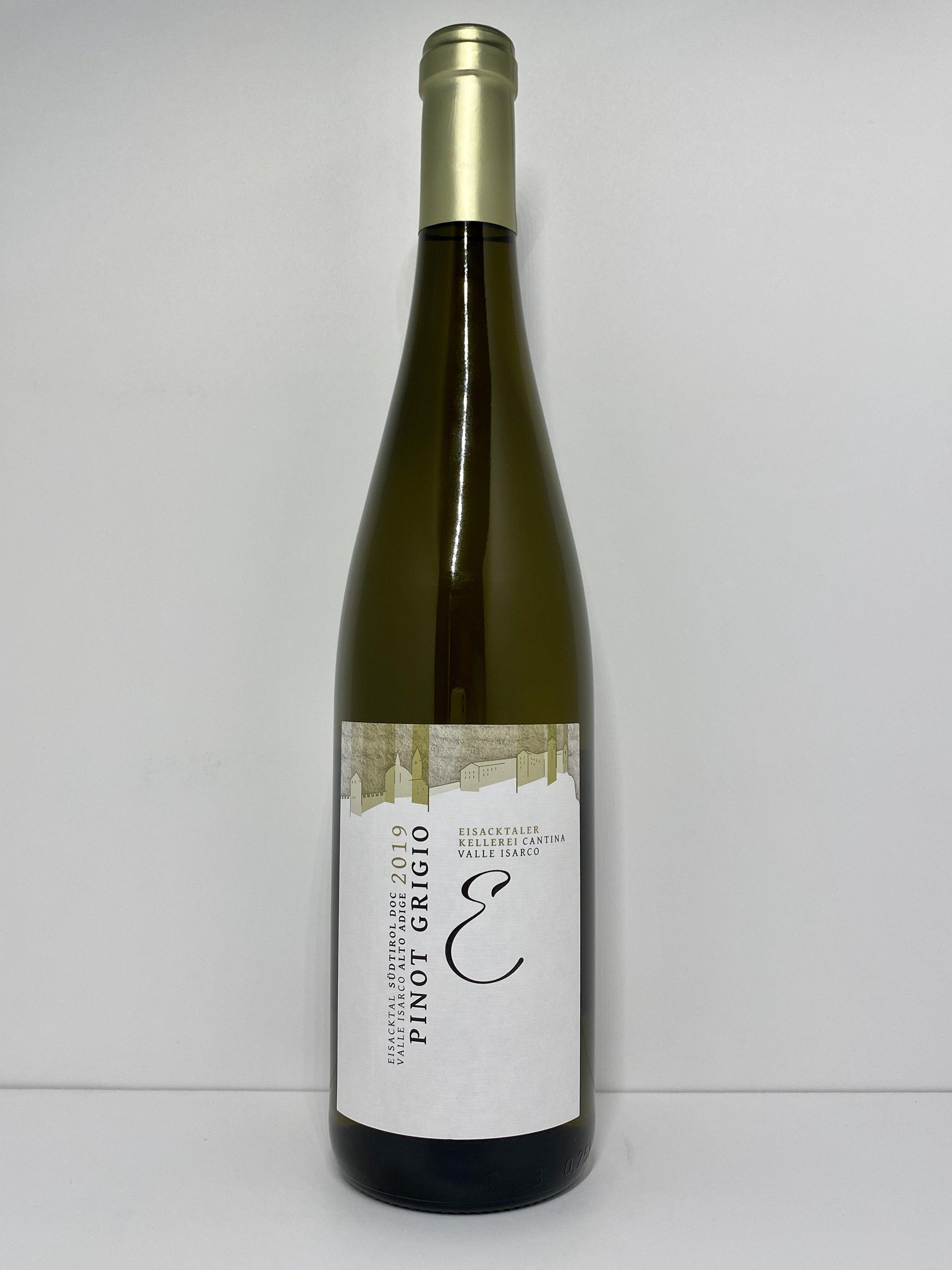 Valle Isarco Pinot Grigio