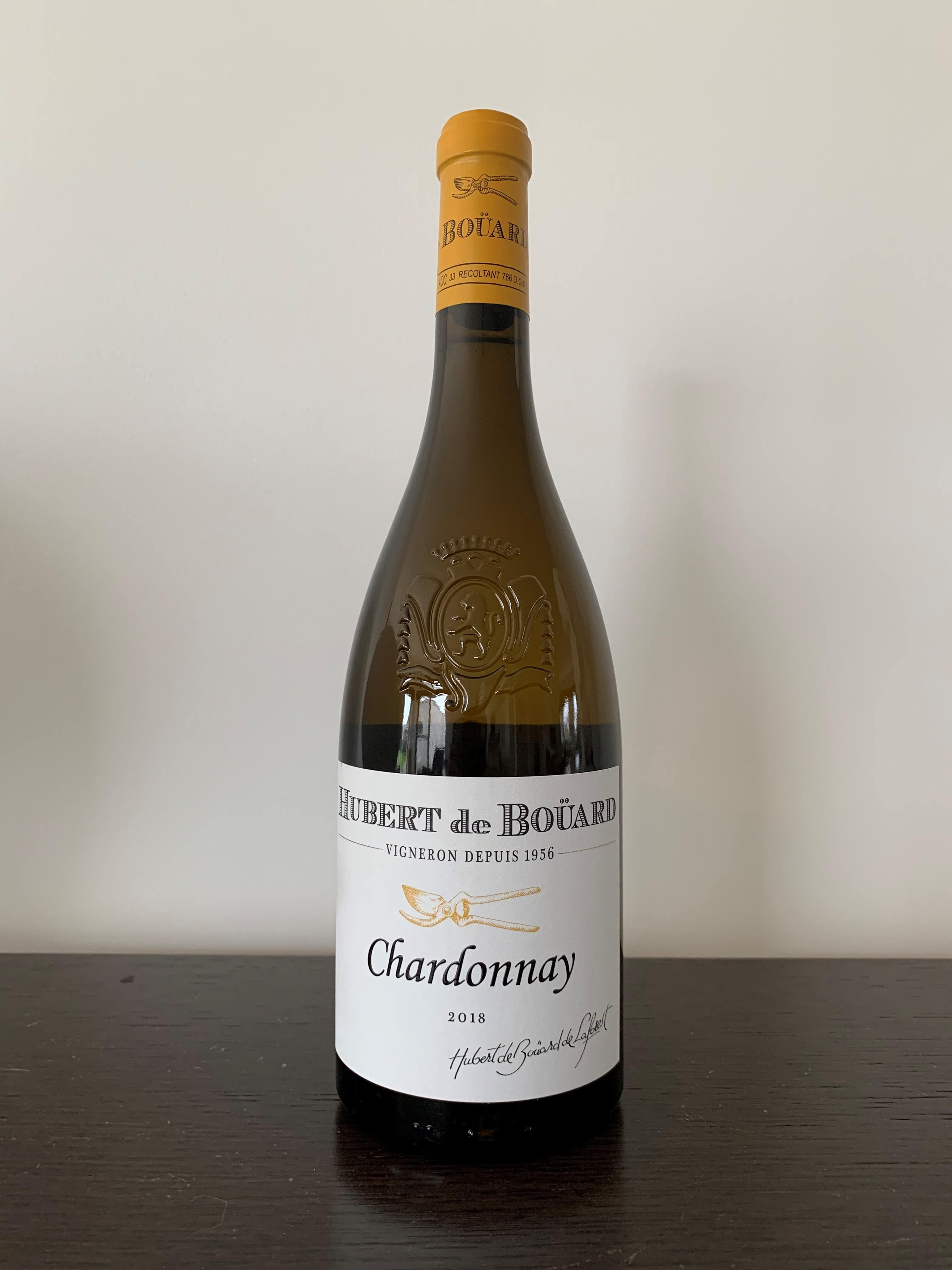 Hubert de Bouard Chardonnay