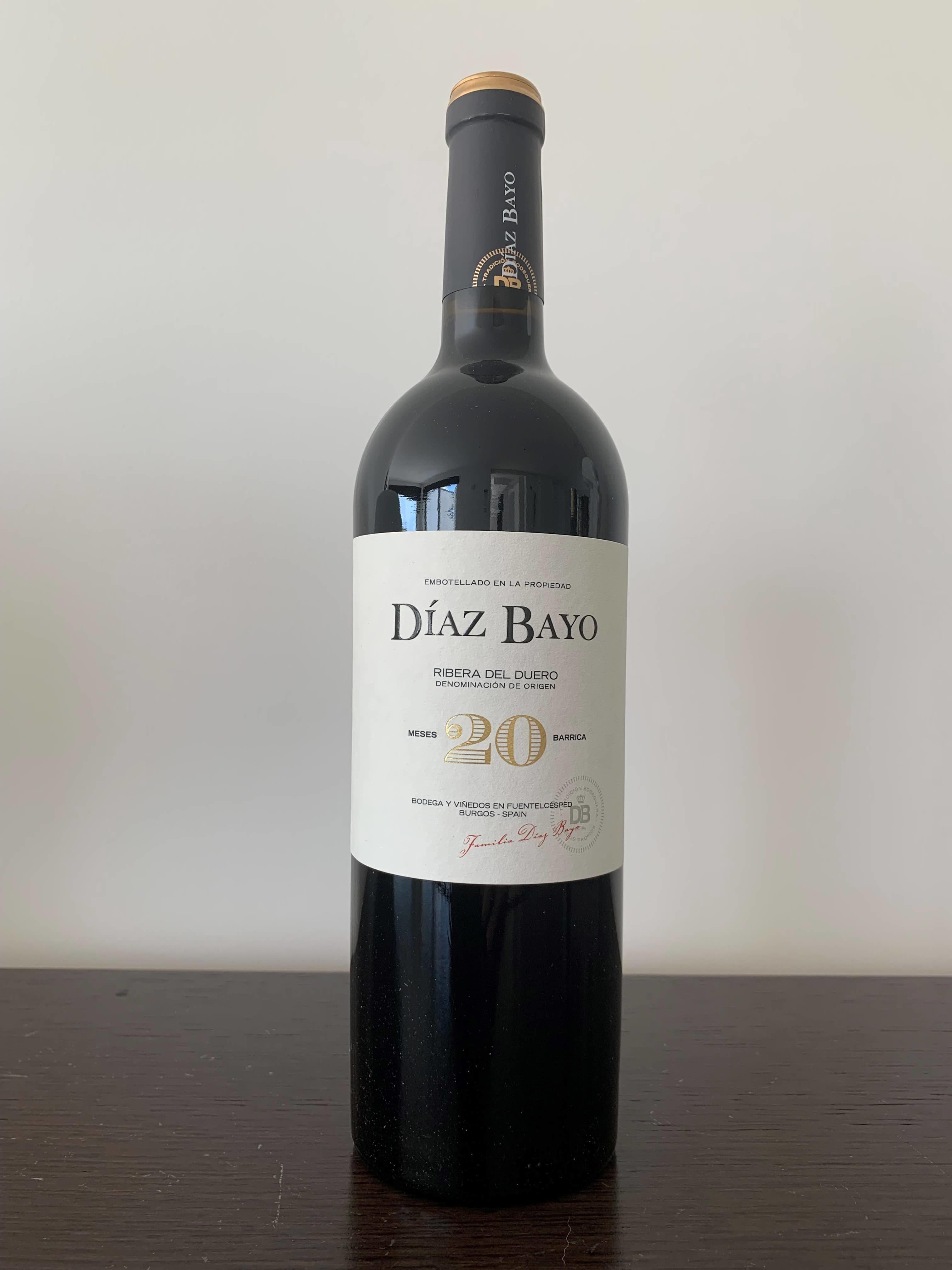 Diaz Bayo Reserva 20