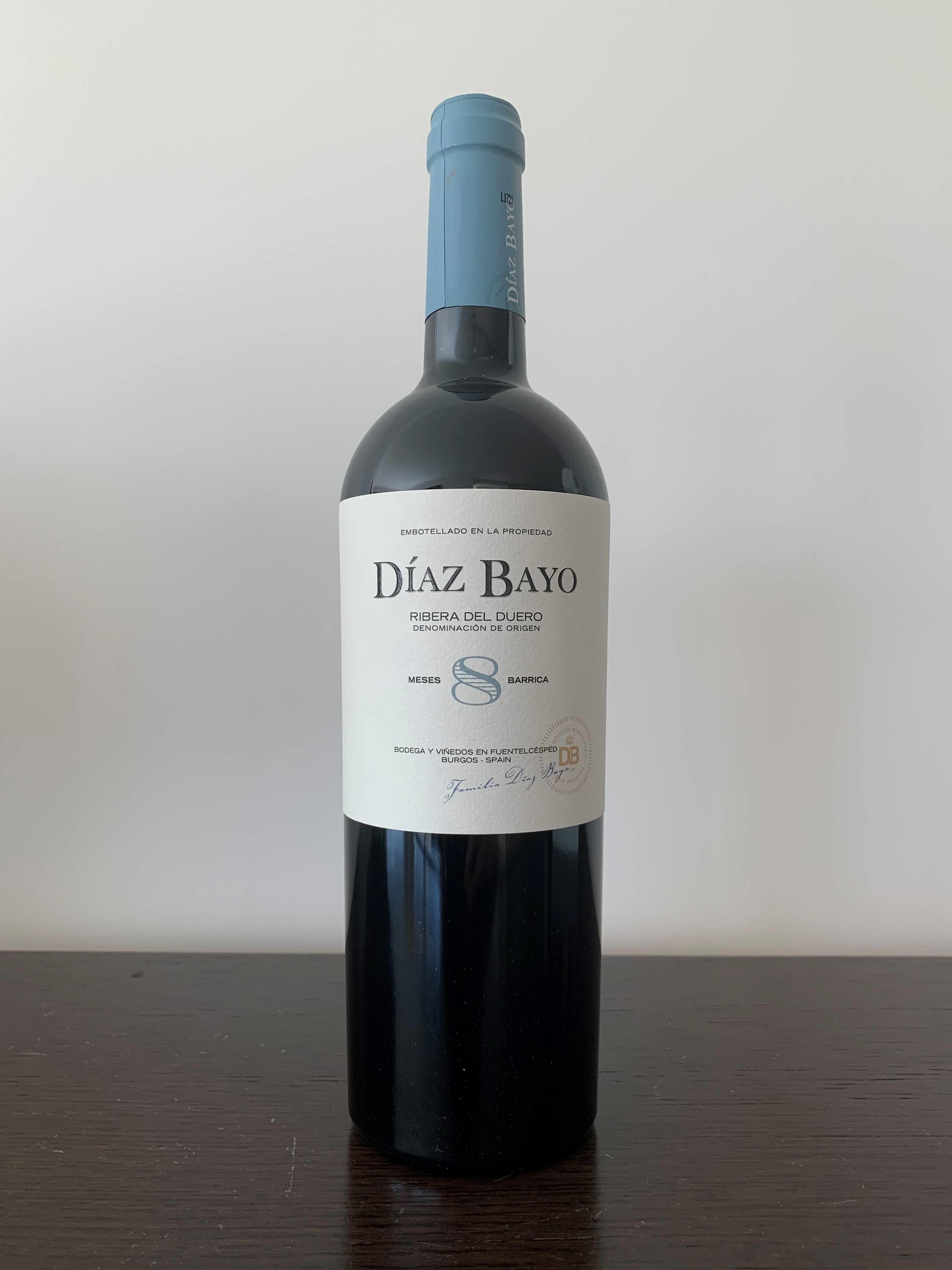 Diaz Bayo Roble 8
